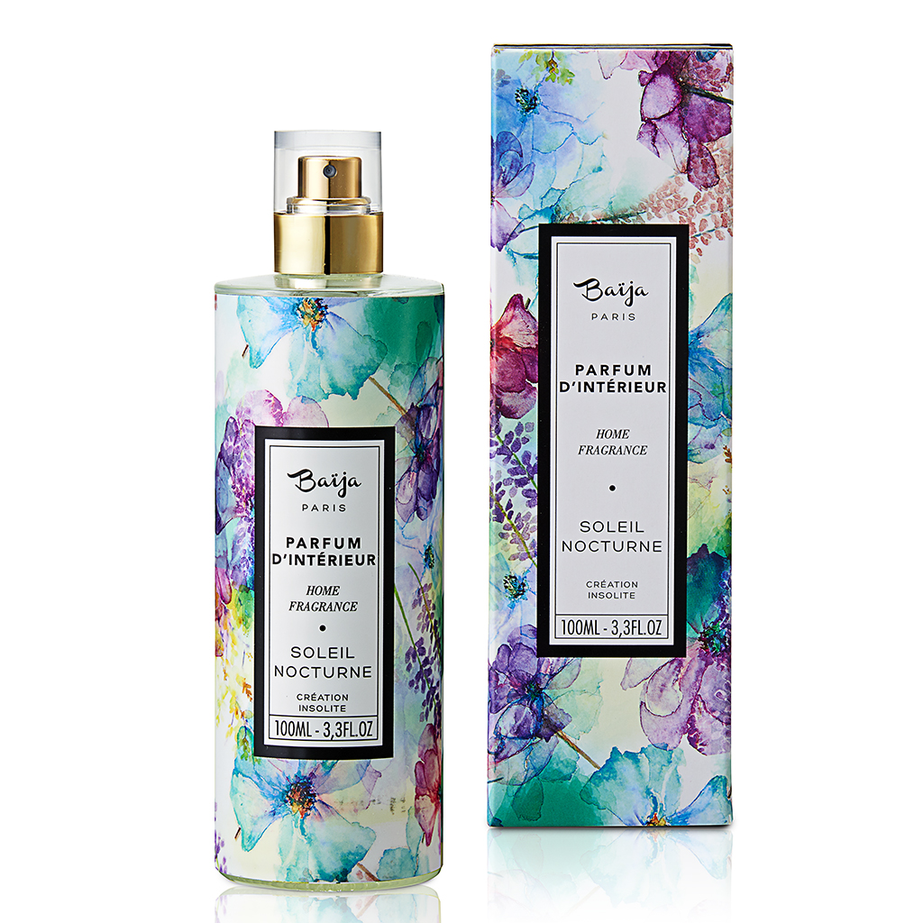 Baija – Parfum d'intérieur spray Soleil Nocturne 100ml