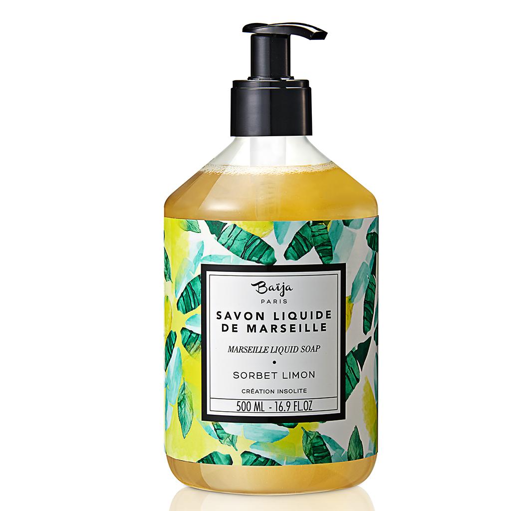 Baija – Savon Liquide Sorbet Limon 500ml